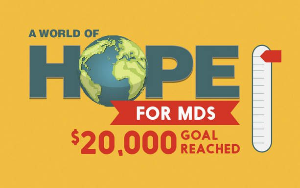 A WORLD OF HOPE FOR MDS